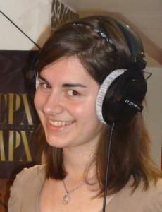 Anne-Sophie, petite flûte de Van